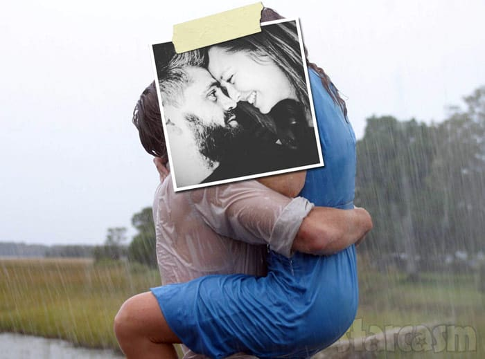 Before the 90 Days Jon and Rachel The Notebook kiss