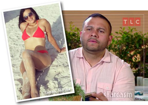 Before the 90 Days Ricky's date Ximena currently lives in Tampa Florida