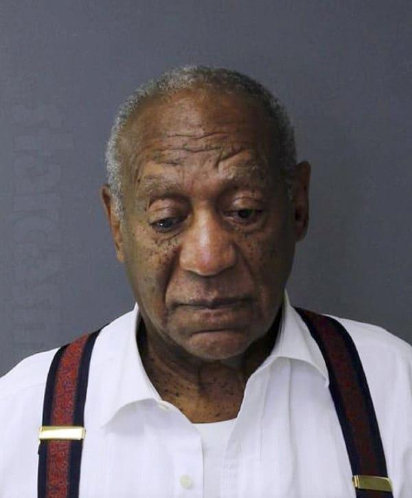 Bill Cosby mug shot