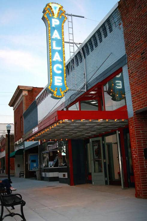Gallatin Palace Theater 2