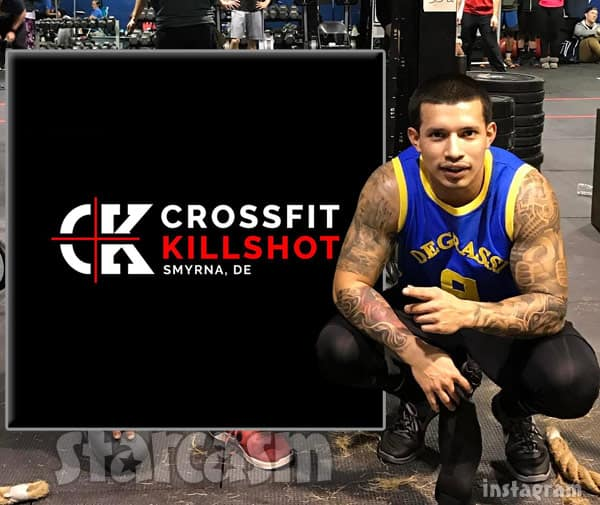Javi Marroquin Crossfit Killshot gym Smyrna Delaware