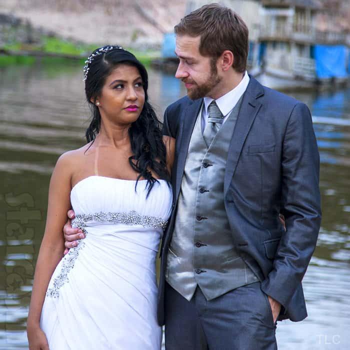 Karine and Paul Staehle wedding photo