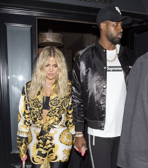 Khloe and Tristan's wedding 2