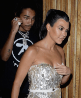 Kourtney Kardashian's new boyfriend Luka Sabbat 4
