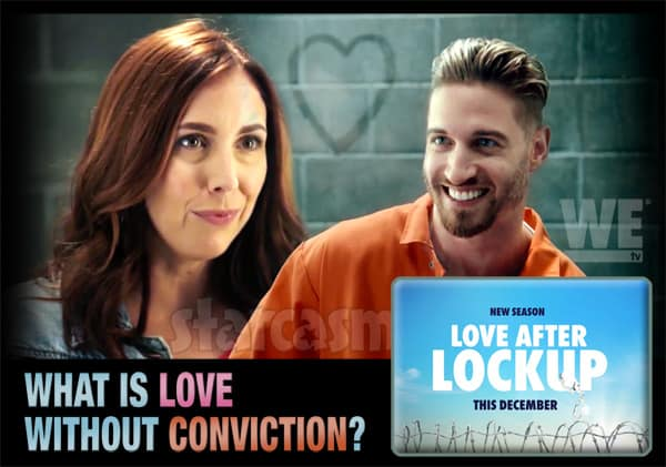 Love After Lockup Season 2 promo WE tv