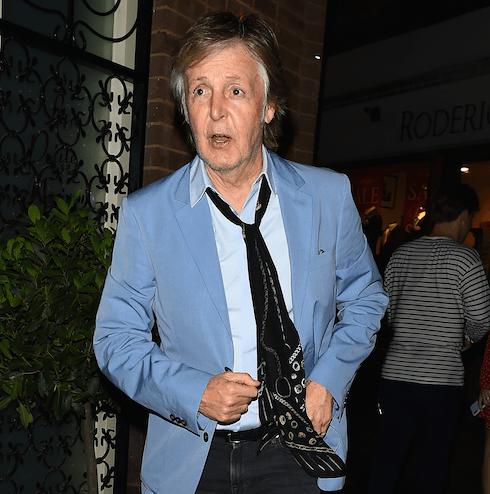 Paul McCartney's faps 2