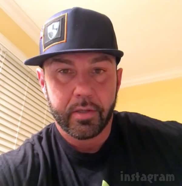 Roger Mathews JWoww divorce statement video