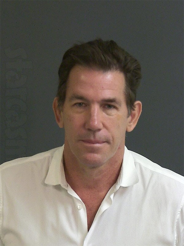 Southern Charm Thomas Ravenel arrest mug shot photo