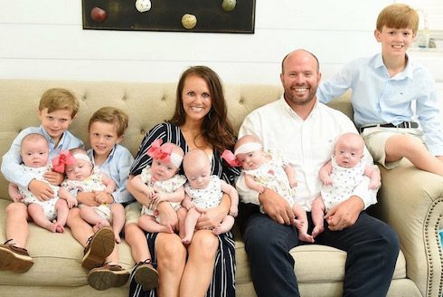 Sweet Home Sextuplets names 3