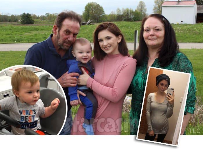 Unexpected McKayla pregnant