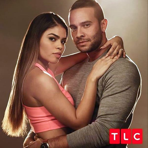90 Day Fiance Fernanda and Jonathan