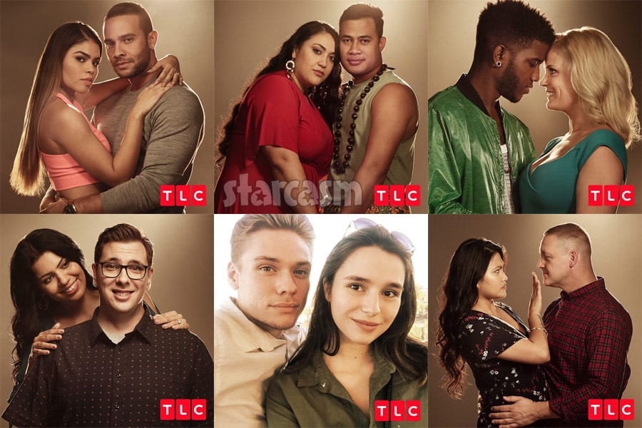 90 Day Fiance Season 6 cast photos