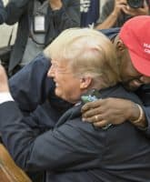 Kanye and Trump summit