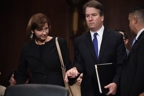 Kavanaugh needs PR