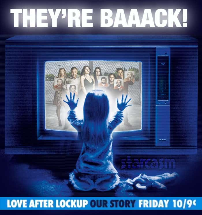 Love After Lockup returns with Our Story episodes featuring
