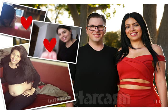 90 Day Fiance Happily Ever After Larissa pregnant photo