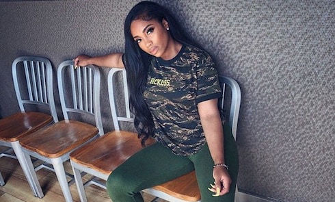 Is Brooke Valentine pregnant 2