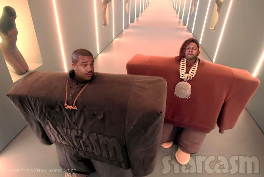 Before the 90 Days Kanye Lil Pump Tarik and Ricky music video meme