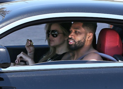 Khloe and Tristan still together