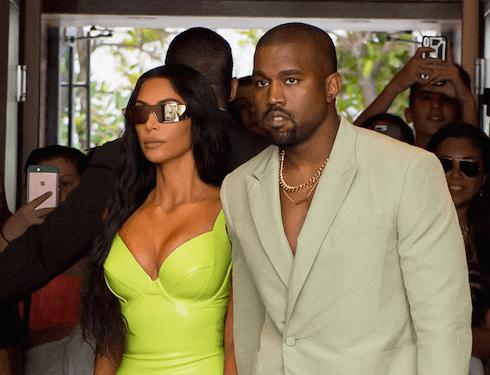 Kim and Kanye 2