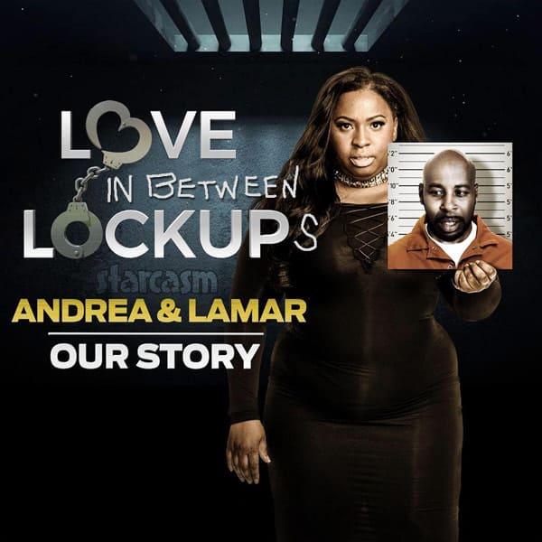 LOVE AFTER LOCKUP Andrea's husband Lamar arrested again