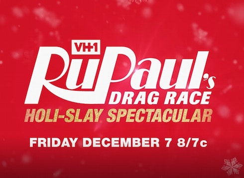 RuPaul's Christmas special 2