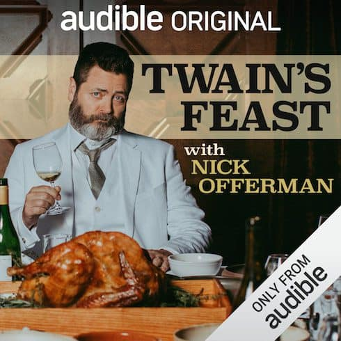Twain's Feast audiobook 1