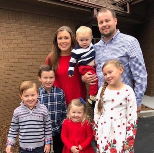 Did Anna Duggar have another baby 3