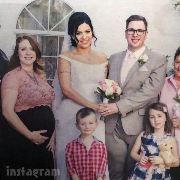 Resultado de imagem para larissa colt wedding