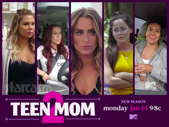 Video Teen Mom 2 Season 9 Preview Trailer And Premiere Date-7416