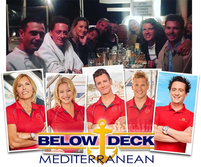 Below Deck Mediterranean Season 4 cast photo leaked