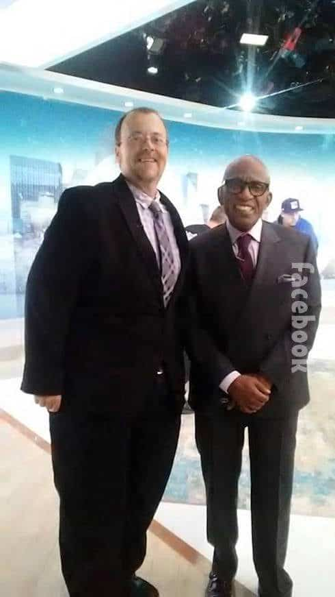 Chad Dean from My 600 Lb Life w Al Roker 2
