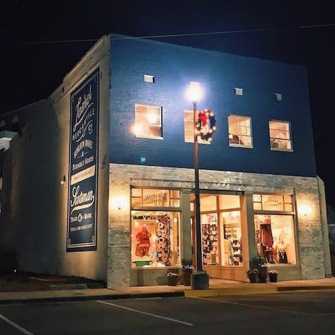 Do Ben and Erin Napier have a store 1