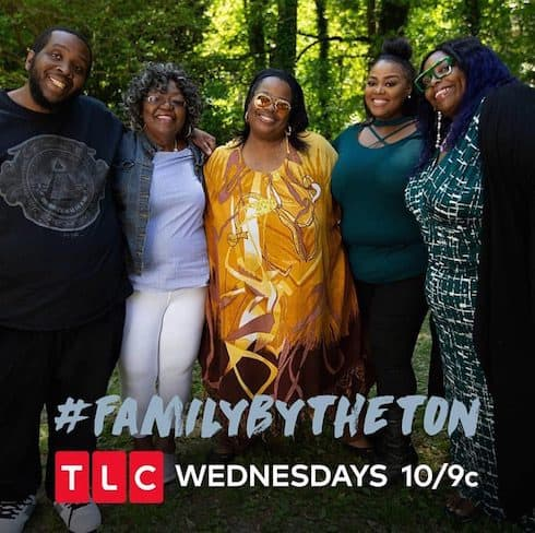 Family By The Ton cast 1