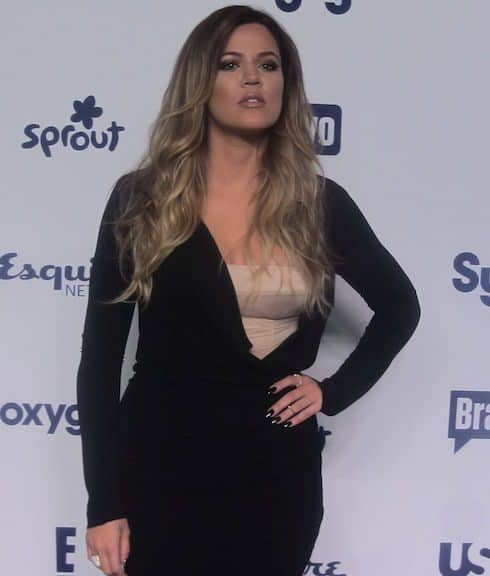 Khloe Kardashian second pregnancy 2