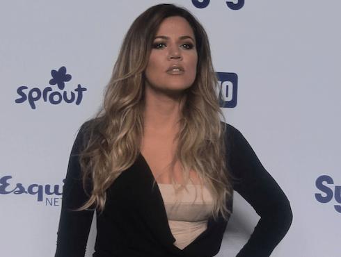 Khloe Kardashian second pregnancy 3