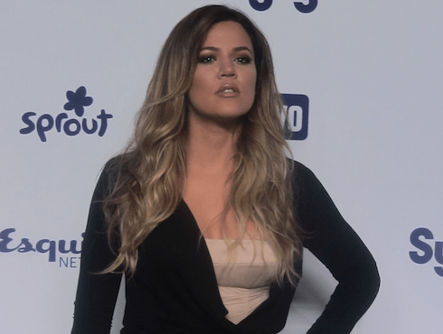 Khloe Kardashian second pregnancy 3