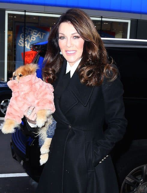 Lisa Vanderpump vs. Kristen Doute 1