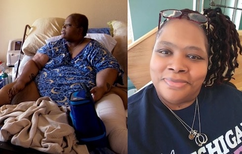 My 600 Lb Life Teretha follow up 3
