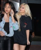 Jordyn Woods and Kylie Jenner 2
