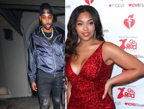 Jordyn Woods and Tristan Thompson 3