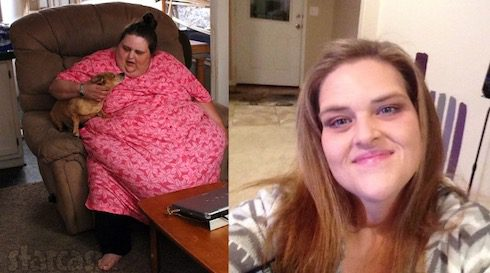 My 600 Lb Life biggest weight loss Susan