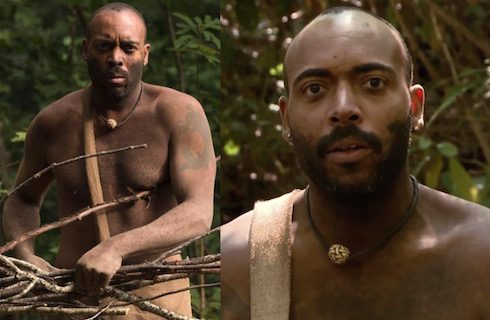 Naked and Afraid weight loss Jermaine Jackson