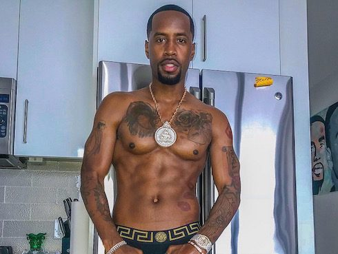 Safaree contract 1