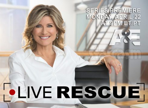 A&E Live Rescue with host Ashleigh Banfield
