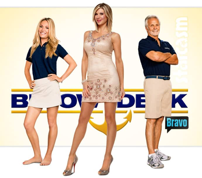 Alexis Bellino Below Deck