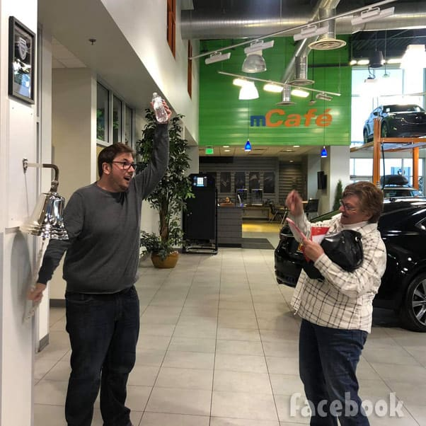 90 Day Fiance Colt buys a new car with his mother Debbie