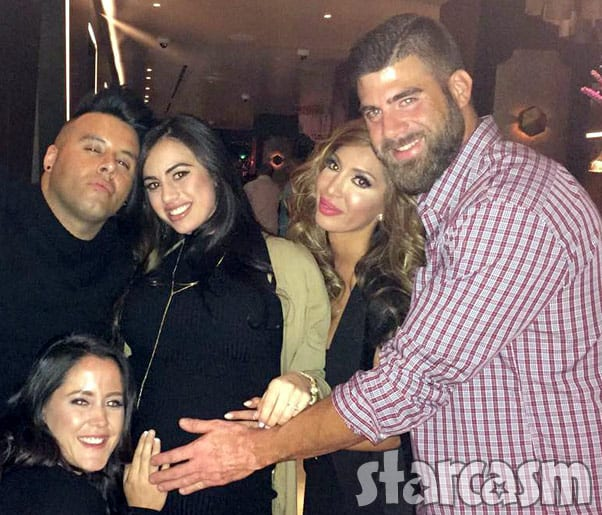 Farrah Abraham David Eason together