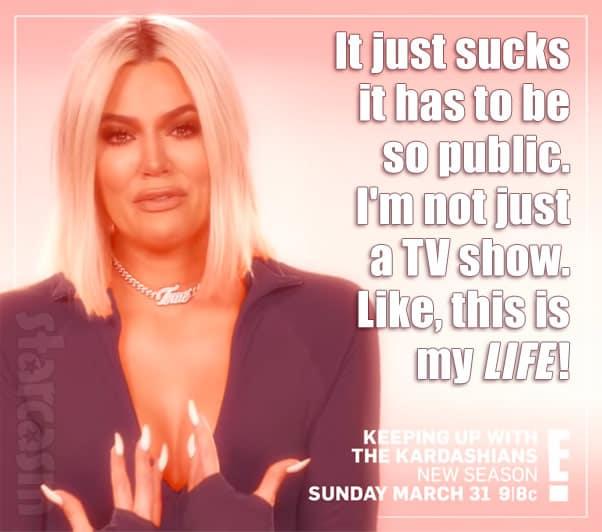 Kim Kardashian Blasts Kris Jenner For Encouraging Khloe To: New Keeping Up With The Kardashians Season 16 Super