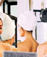 Farrah Abraham recerates Kourtney Kardashian nude IG photo